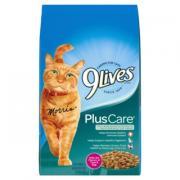 9Lives Plus Care Cat Food
