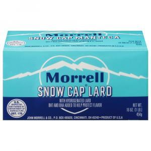 Morrell Snow Cap Lard