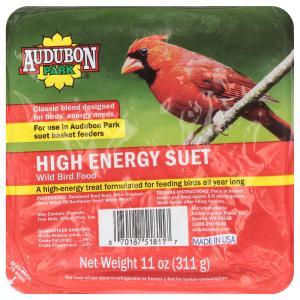 Audubon Park High Energy Suet