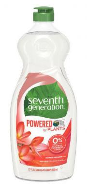 Seventh Generation Summer Orchard Liquid Dish Soap