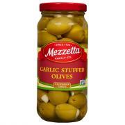 Mezzetta Garlic Stuffed Olives