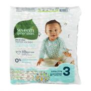 Seventh Generation Baby Diapers Stage 3 (16-28 lbs.)