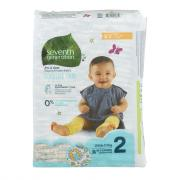 Seventh Generation Baby Diapers Stage 2 (12-18 lbs.)