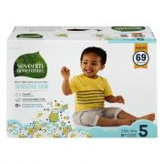 Seventh Generation Stage 5 Free & Clear Diapers
