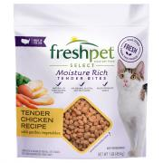 Freshpet Select Cat Chicken Roasted Meals