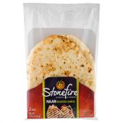 Stonefire Indian Naan Garlic Bread
