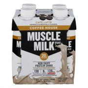 Muscle Milk Ready to Drink Cafe Latte Protein Shake