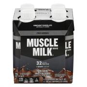 Muscle Milk Knockout Ready to Drink Chocolate Protein Shakes