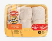 Tyson Chicken Thighs Family Pack