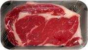 Spring Crossing Organic Grass Fed Beef Rib Eye Steak