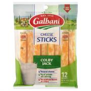 Galbani Colby Jack Cheese Sticksters