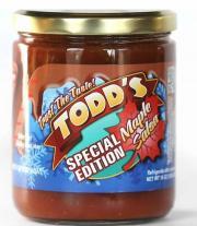 Todd's Original Maple Homemade Salsa