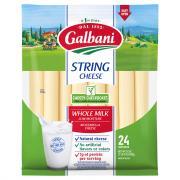Galbani Whole Milk String Cheese