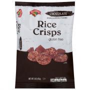 Hannaford Mini Chocolate Crispy Rice Snacks