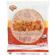 "Hannaford 8"" Whole Wheat Tortillas"