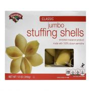 Hannaford Jumbo Stuffing Shells