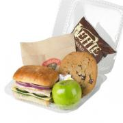 All Natural Turkey Rustica Premium Boxed Lunch