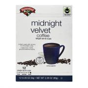 Hannaford Midnight Velvet Coffee Single Serving Cup