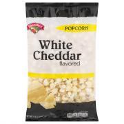 Hannaford White Cheddar Popcorn