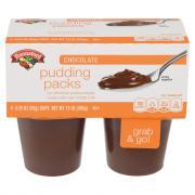 Hannaford Chocolate Pudding