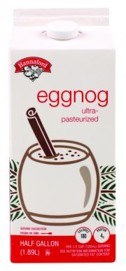 Hannaford Egg Nog