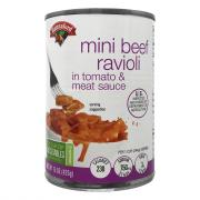 Hannaford Mini Ravioli