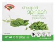 Hannaford Chopped Spinach