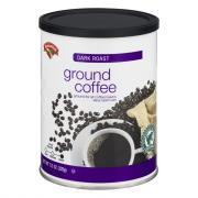 Hannaford Ground Coffee Dark Roast