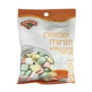 Hannaford Pastel Mints Soft Candy