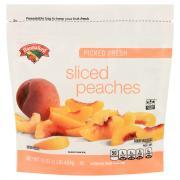 Hannaford Sliced Peaches