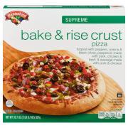Hannaford Bake & Rise Supreme Pizza