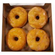 Hannaford Glazed Donuts