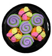 Chocolate Cupcakes with Vanilla Best Creme