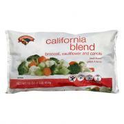 Hannaford California Mix Vegetables