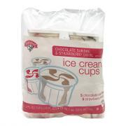 Hannaford Chocolate Strawberry Ice Cream