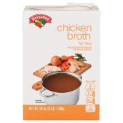 Hannaford Chicken Broth