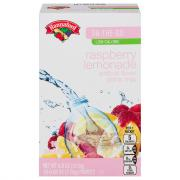 Hannaford Low Calorie Raspberry Lemonade Drink Mix
