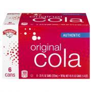 Hannaford Authentic Original Cola