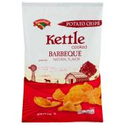 Hannaford Barbeque Kettle Cooked Potato Chips