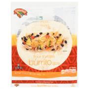 """Hannaford 9"""" Flour Tortillas"""