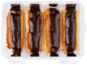 Hannaford Chocolate Eclairs