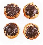 Boston Cream Muffins