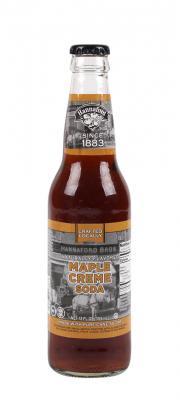 Hannaford Maple Creme Soda Single
