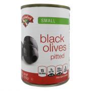 Hannaford Small Pitted Olives