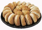 Bulkie Roll Platter