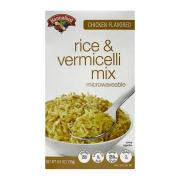 Hannaford Chicken Flavored Rice & Pasta