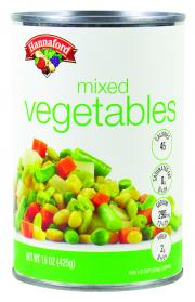 Hannaford Mixed Vegetables