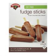 Hannaford Fat Free Fudge Sticks