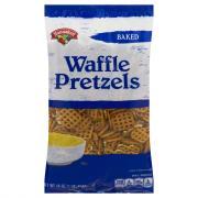 Hannaford Waffle Pretzels