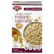 Hannaford Never Say Diet Maple Brown Sugar